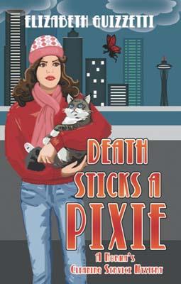 Death Sticks a Pixie